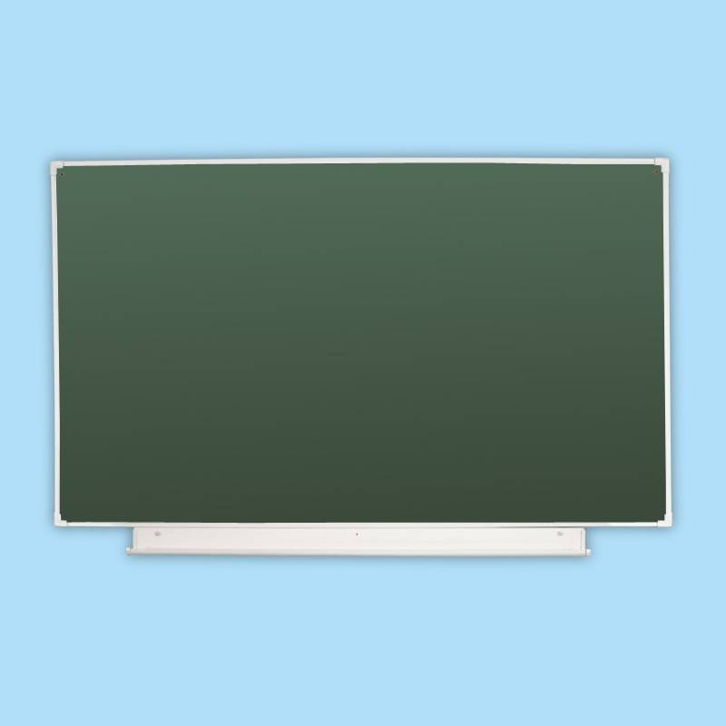 Доска школьная одноэлементная зеленая 13 З