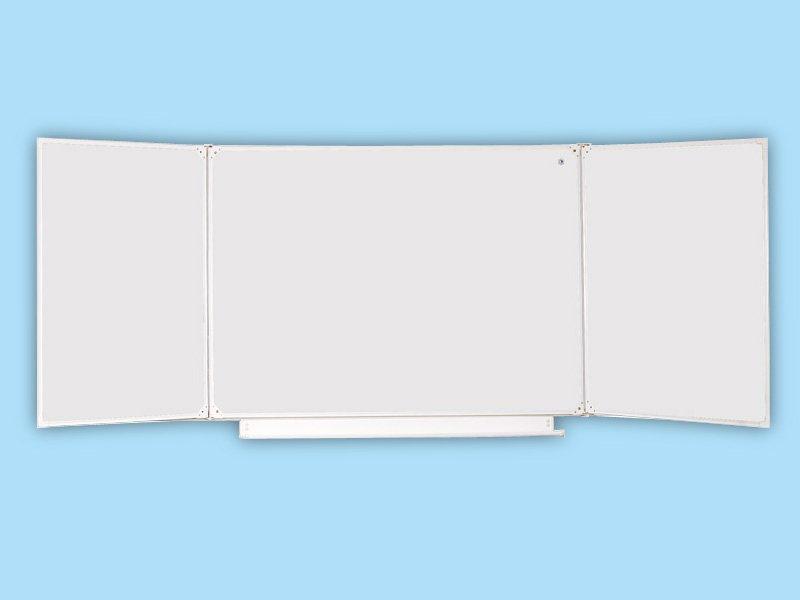 Доска школьная трех элементная белая 34 Б