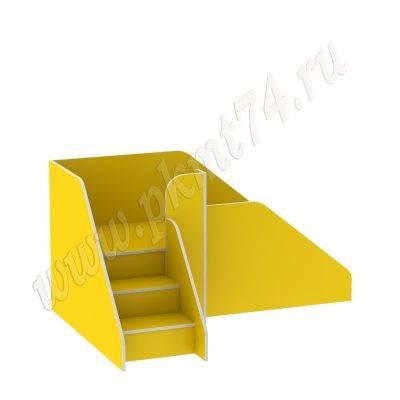 Горка МТ 17-53 Желтый