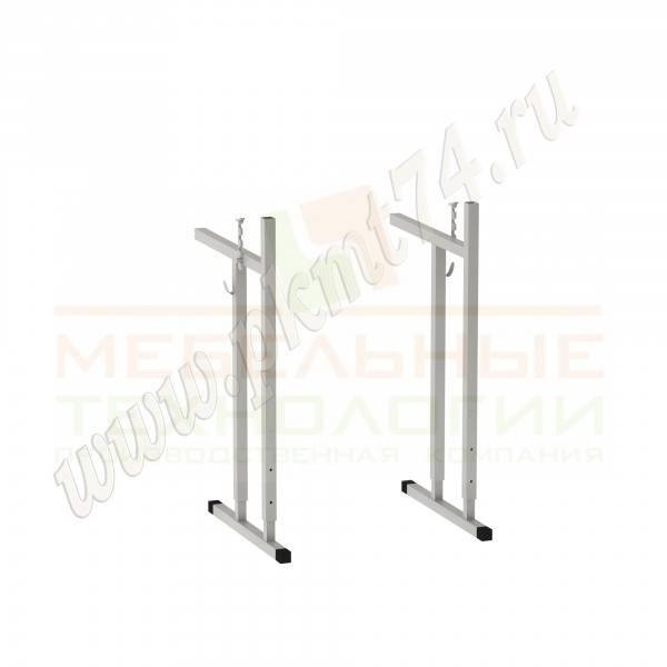 Каркас стола с регулируемым углом наклона столешницы 25×25