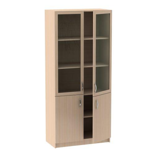 Книжный шкаф MT-14-5-Dub-Mol