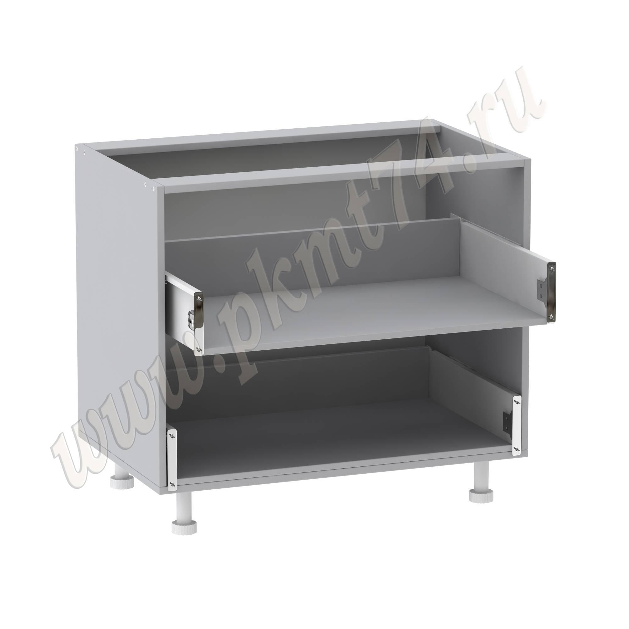 Корпус кухонного шкафа с двумя ящиками МТ 33-10