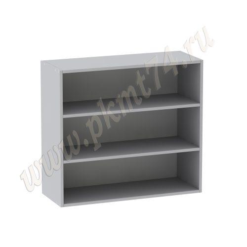 Корпус кухонного шкафа с полками, широкий MT 32-4