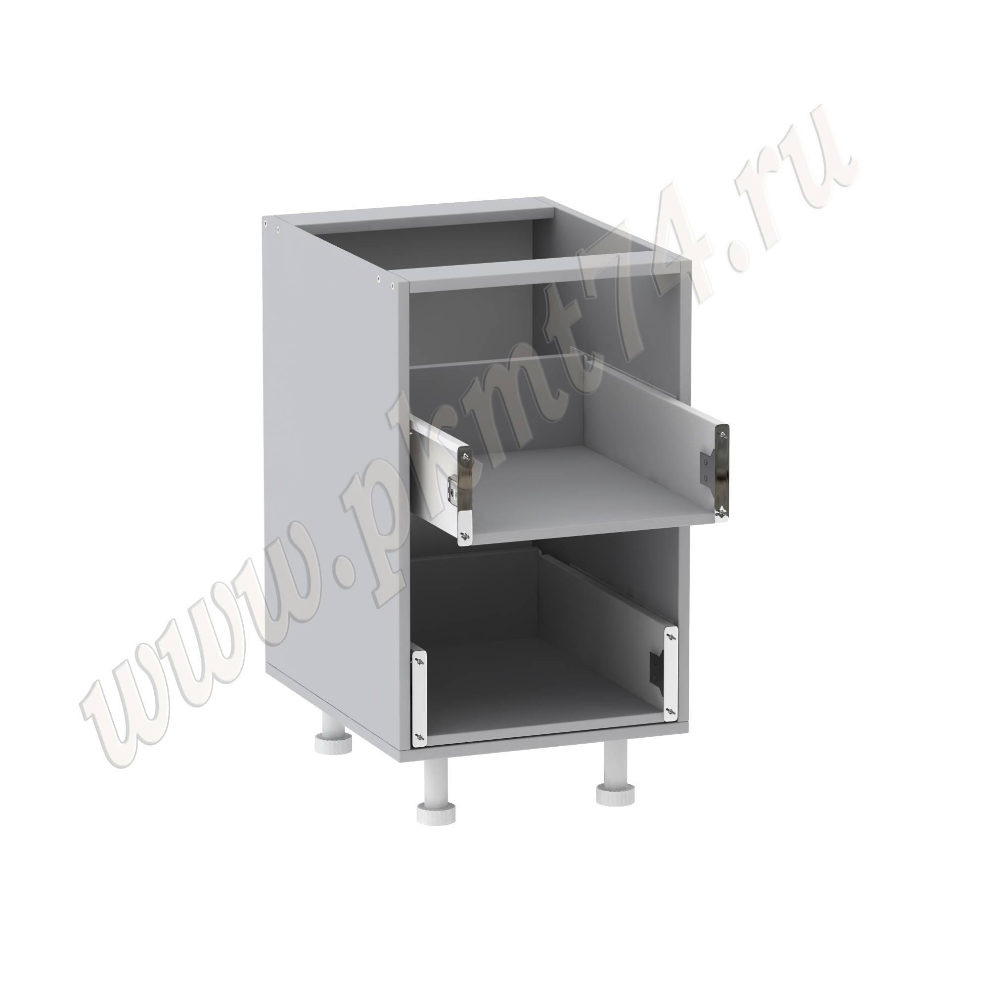 Корпус кухонный с двумя ящиками МТ 33-12