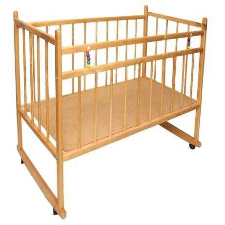 Кровать Мишутка 13 светлая