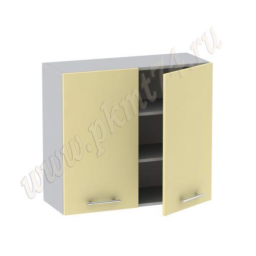 Кухонный шкаф навесной с полками широкий MT 32-4