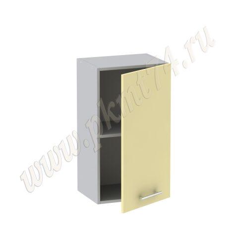 Кухонный шкаф навесной с полкой узкий MT 32-3