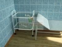 Кушетка медицинская плюс инструментальный стол