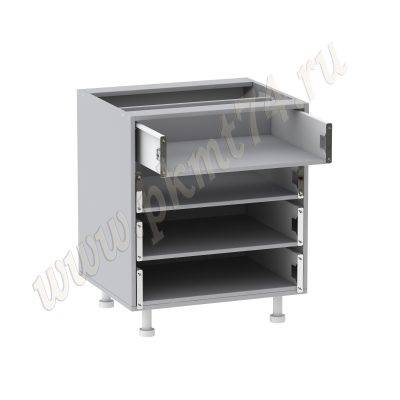 Модуль кухонный с ящиками без фасадов МТ 33-23