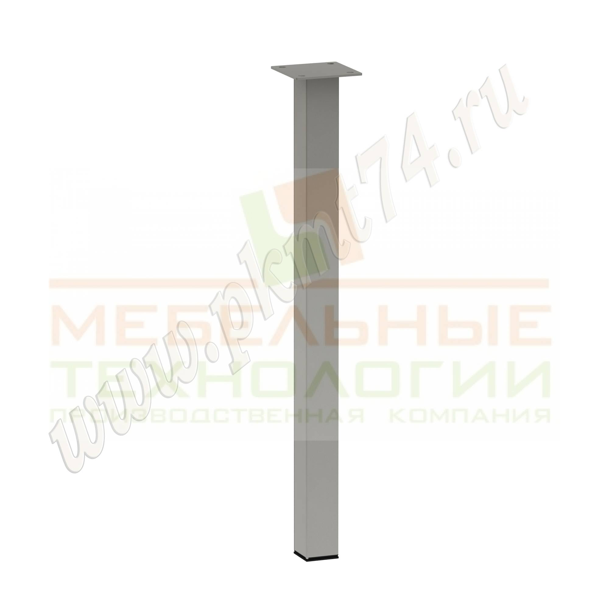 Ножка для стола квадратная 60x60