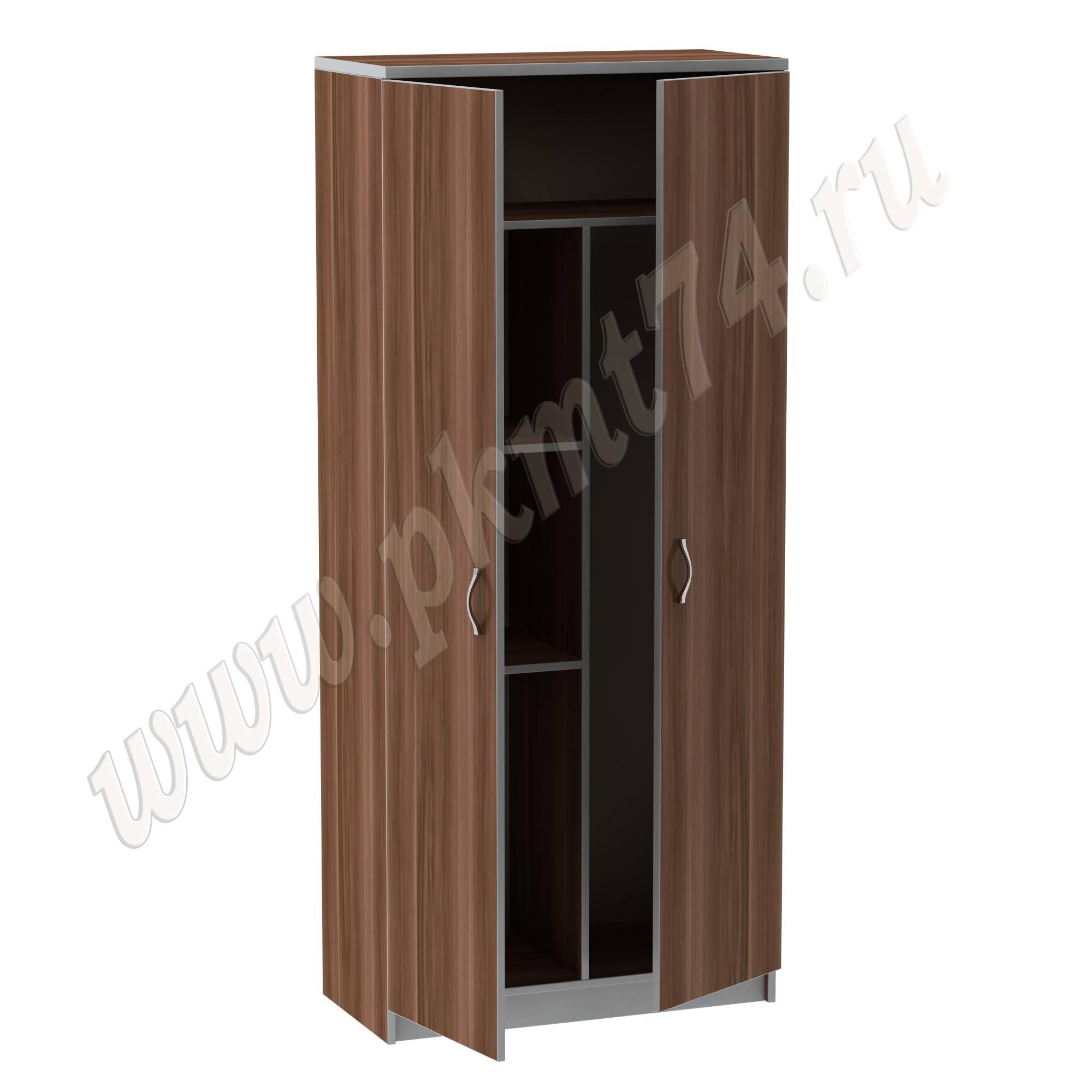 Шкаф для хозяйственных принадлежностей MT 14-11 Слива-Алюминий