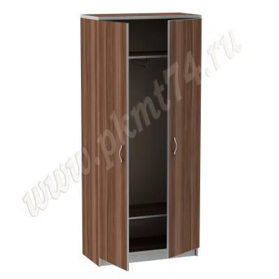 Шкаф для одежды сотрудников MT 14-7 Слива-Алюминий