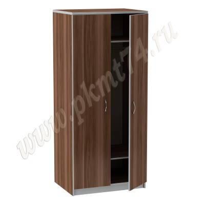 Шкаф для одежды в офис MT 14-9 Слива-Алюминий