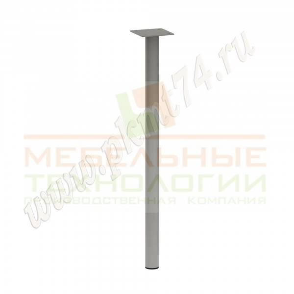 Нога-опора для кухонного стола Н 710 мм