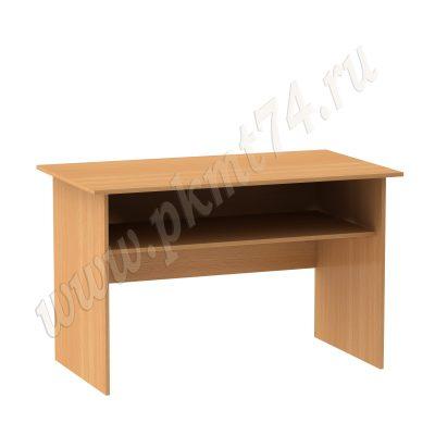 Письменный стол с полкой МТ 06-2 Бук Бавария светлый