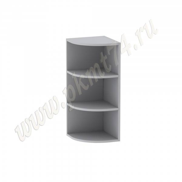 Полка угловая кухонная навесная МТ 32-14