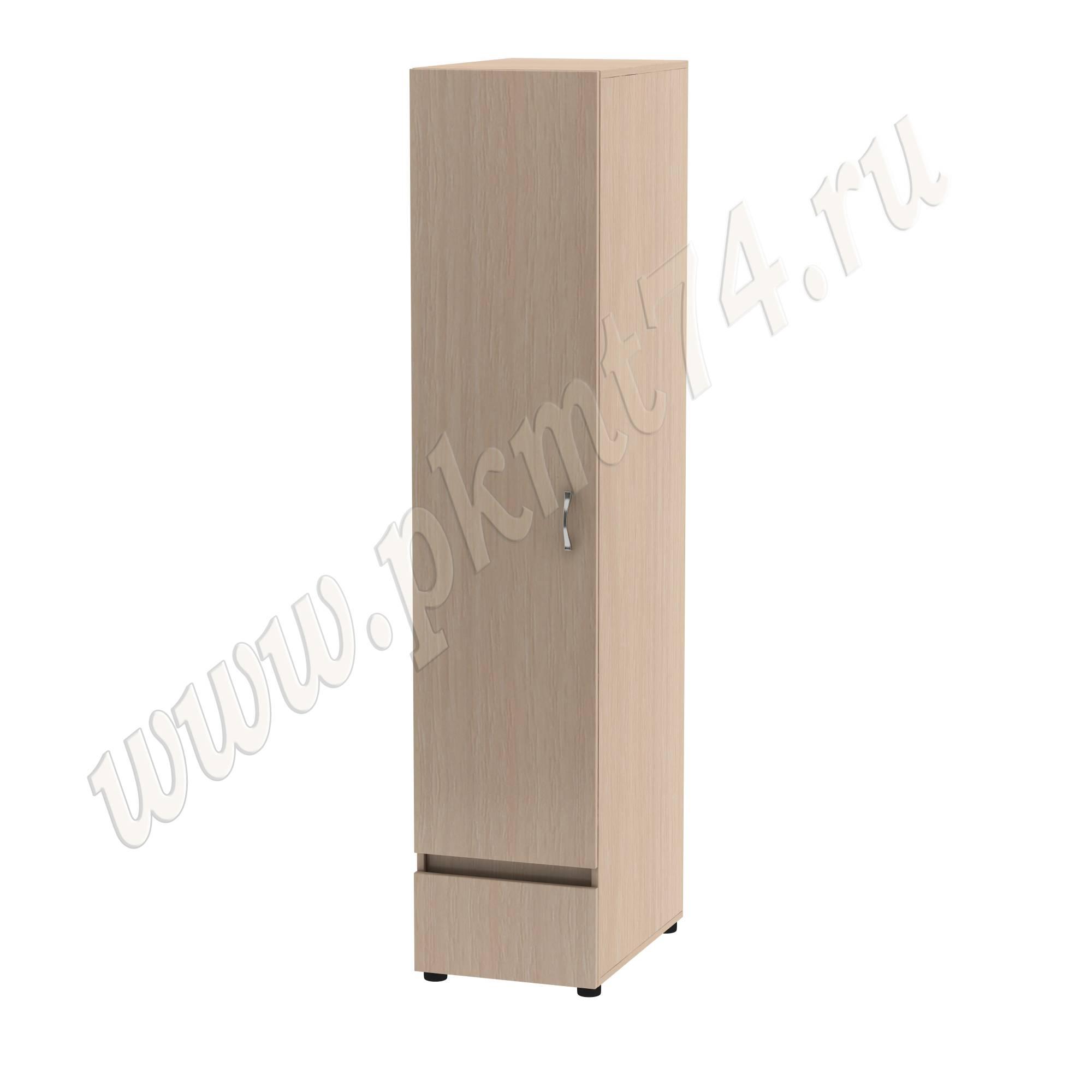 Шкаф для белья закрытый с ящиком MT 14-15