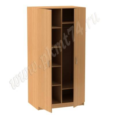 Шкаф для документов и одежды МТ 14-13 Бук