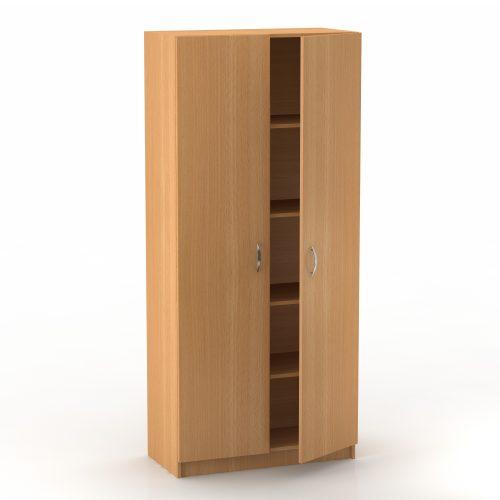 Шкаф для документов с дверками