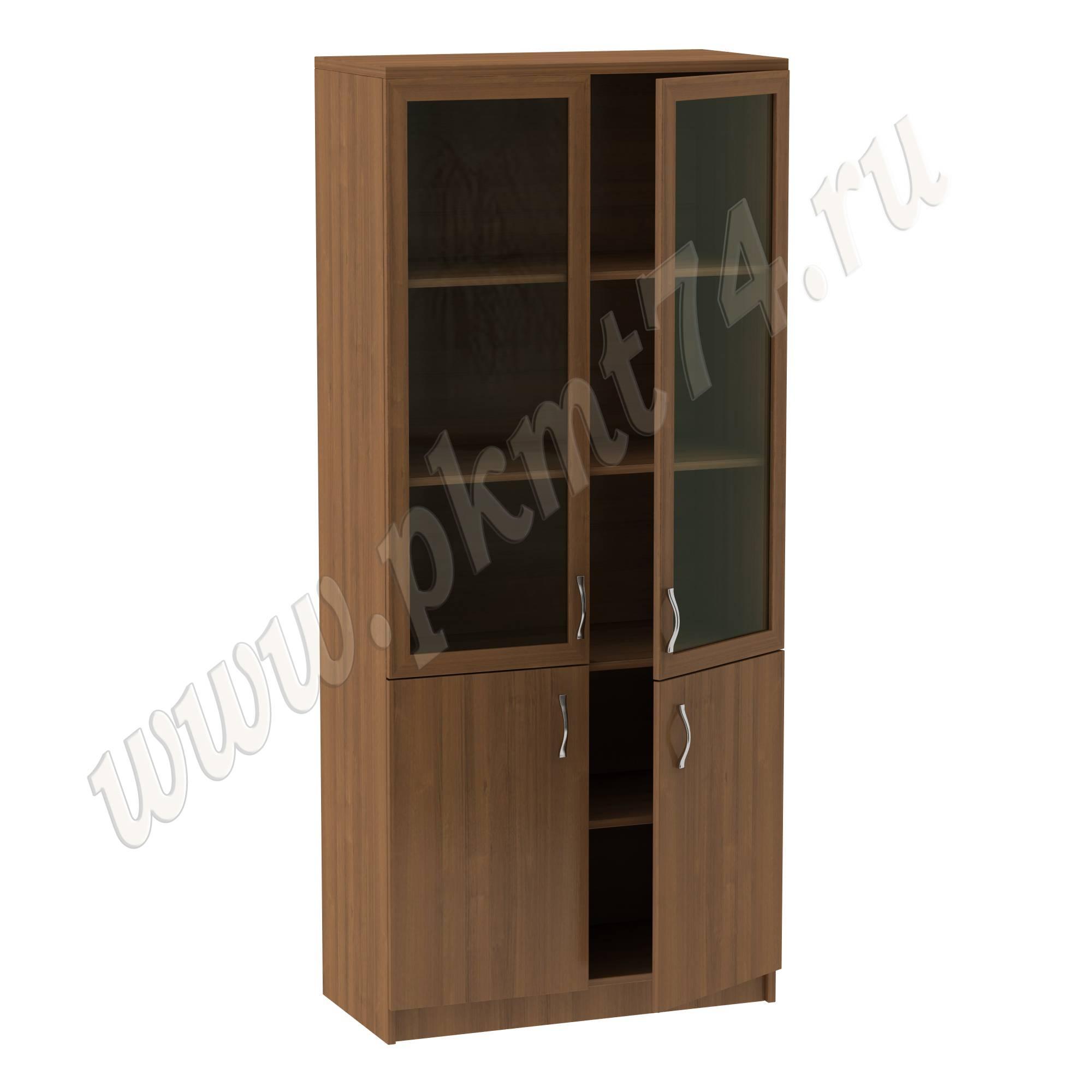 Шкаф для документов в кабинет руководителя МТ 18-5 Орех