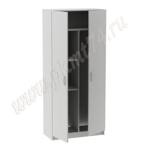 Шкаф для хоз инвентаря MT 14-11 Серый