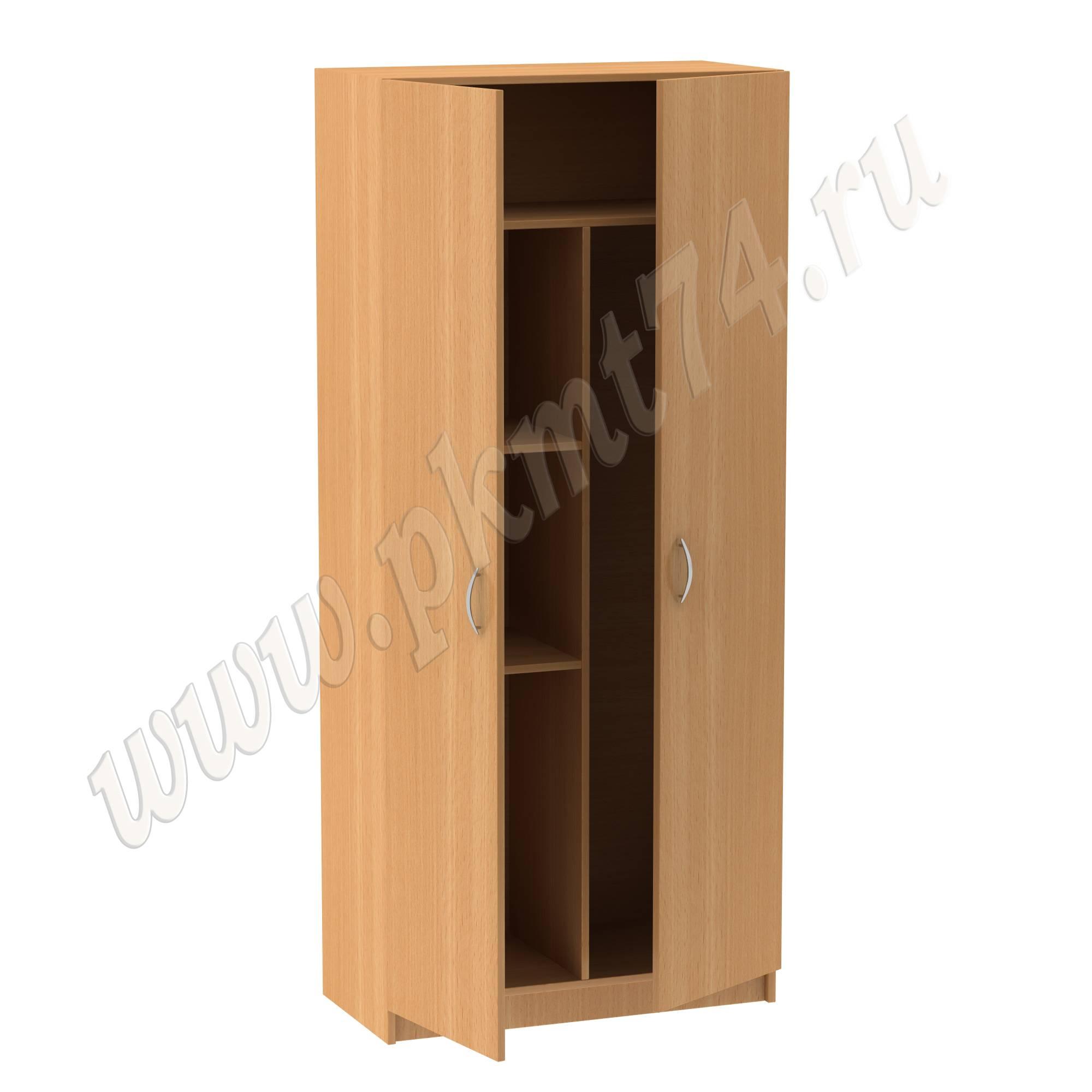 Шкаф для хозяйственного инвентаря МТ 14-11