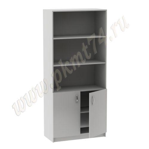Шкаф для кабинета врача MT 14-2 Светло-серый