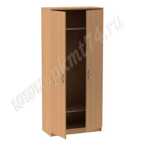 Шкаф для одежды с выкатываемой штангой