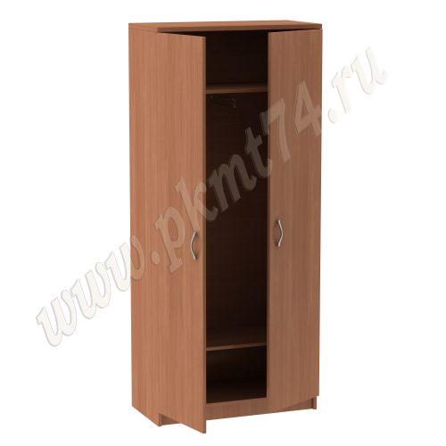 Шкаф для одежды с выкатываемой штангой MT-14-7-Vishnya-Oksford