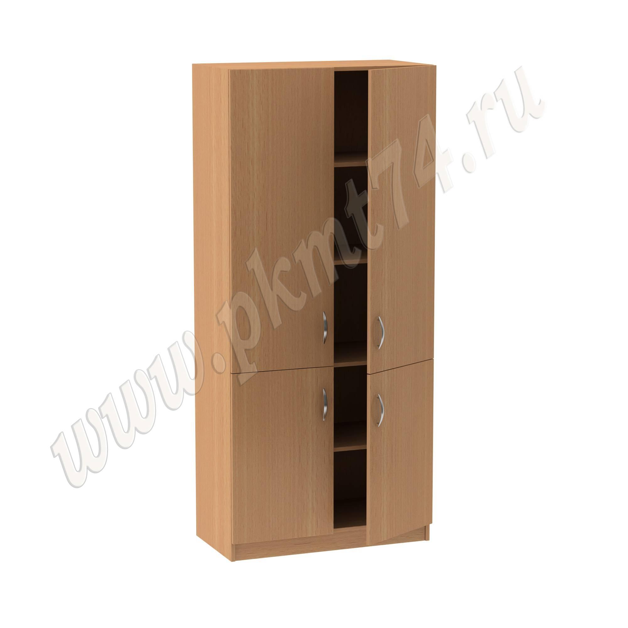 Шкаф для папок и документов МТ 14-24 Бук