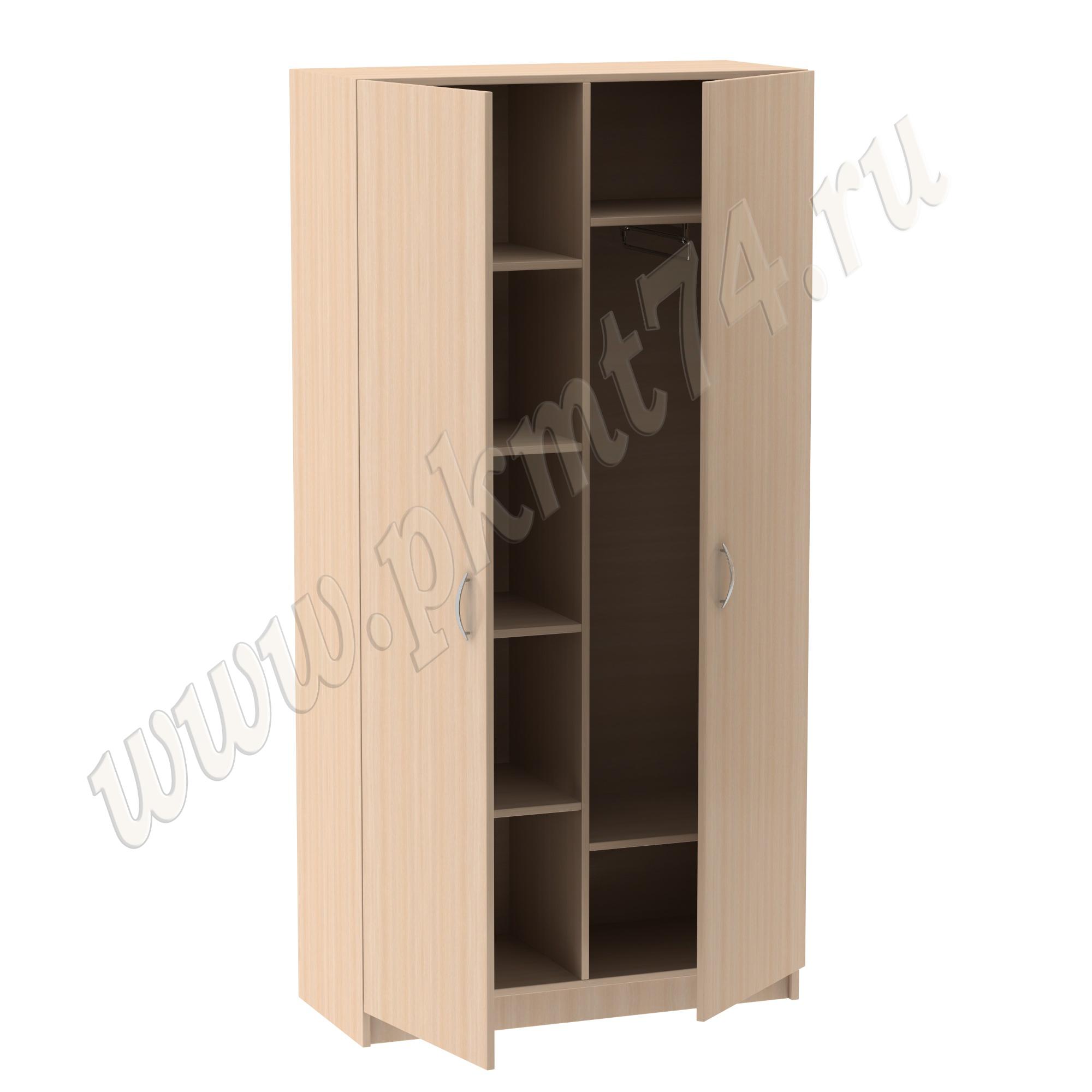 Шкаф комбинированный MT-14-10-Dub-Mol