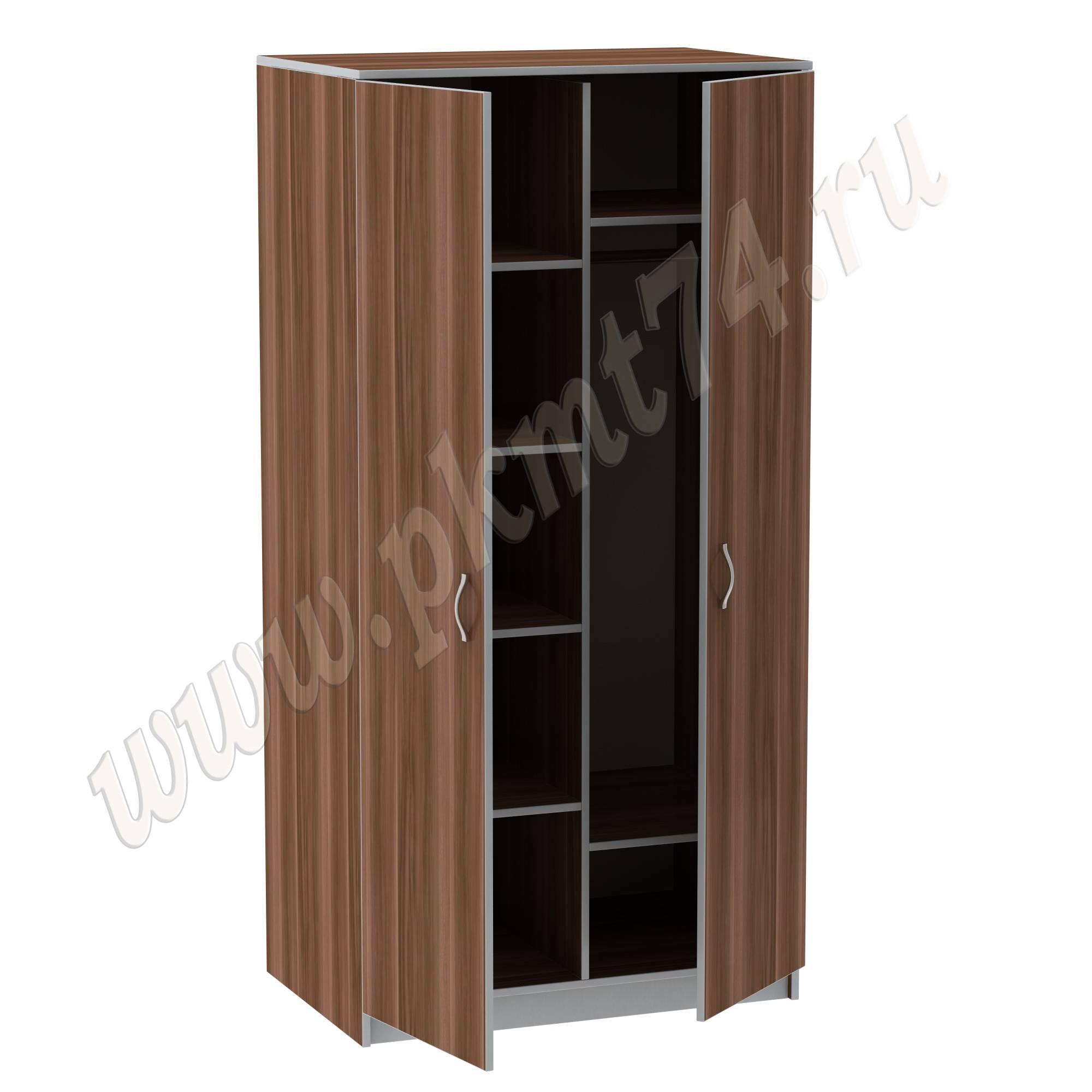 Шкаф офисный комбинированный МТ 14-13 СливаАлюминий