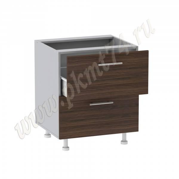 Шкаф кухонный с ящиками для кастрюль
