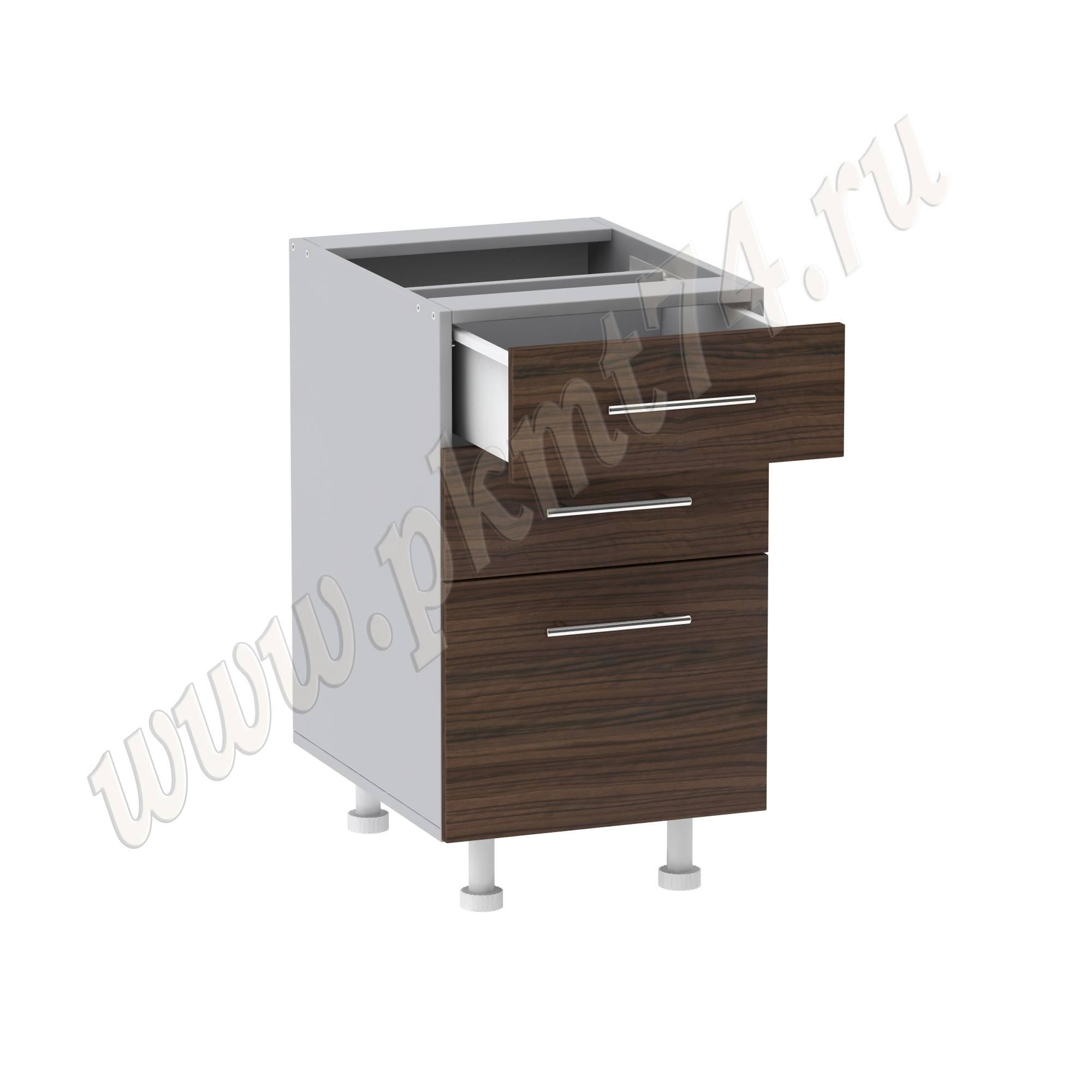 Шкаф кухонный узкий, приставной МТ 33-15