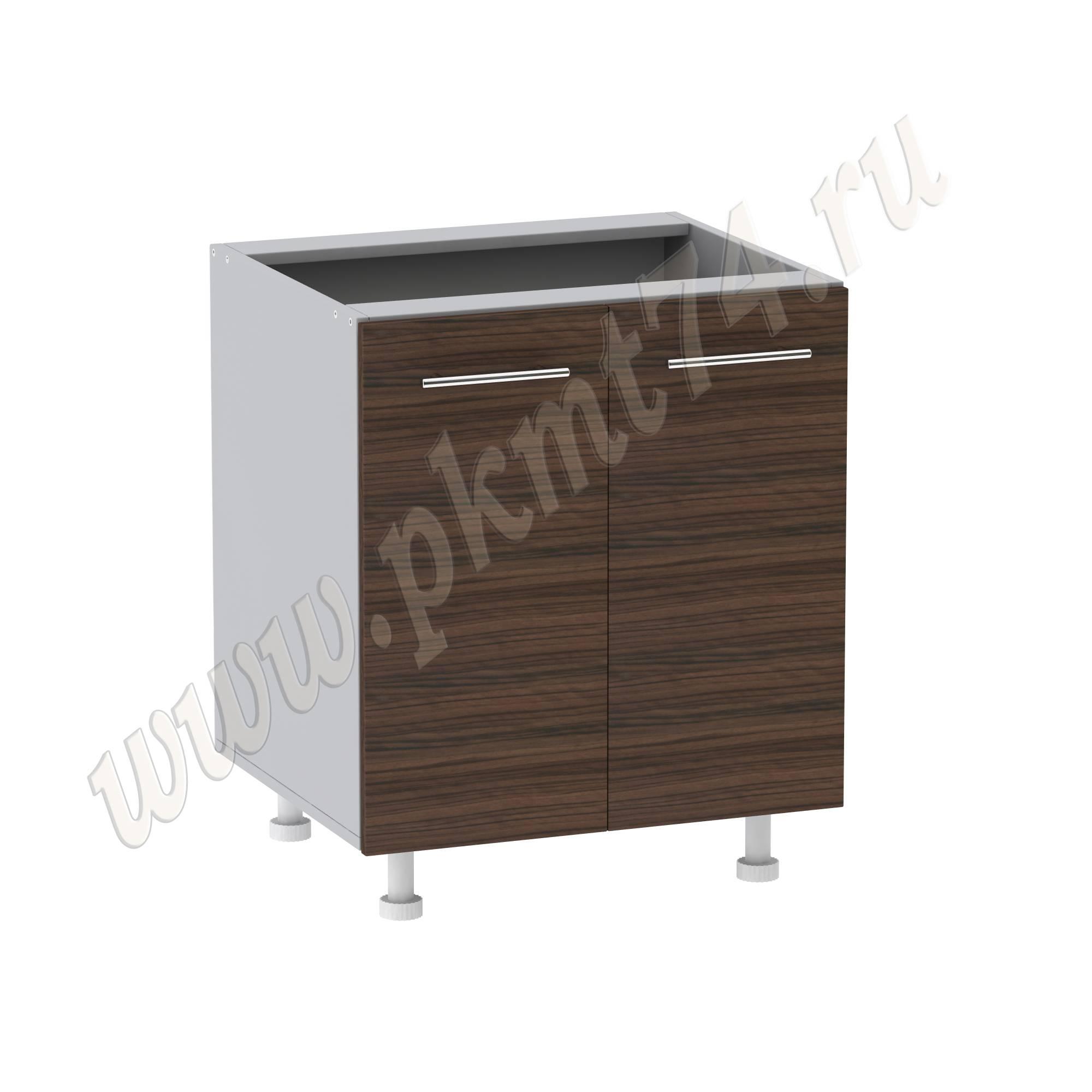 Шкаф напольный кухонный с двумя дверками