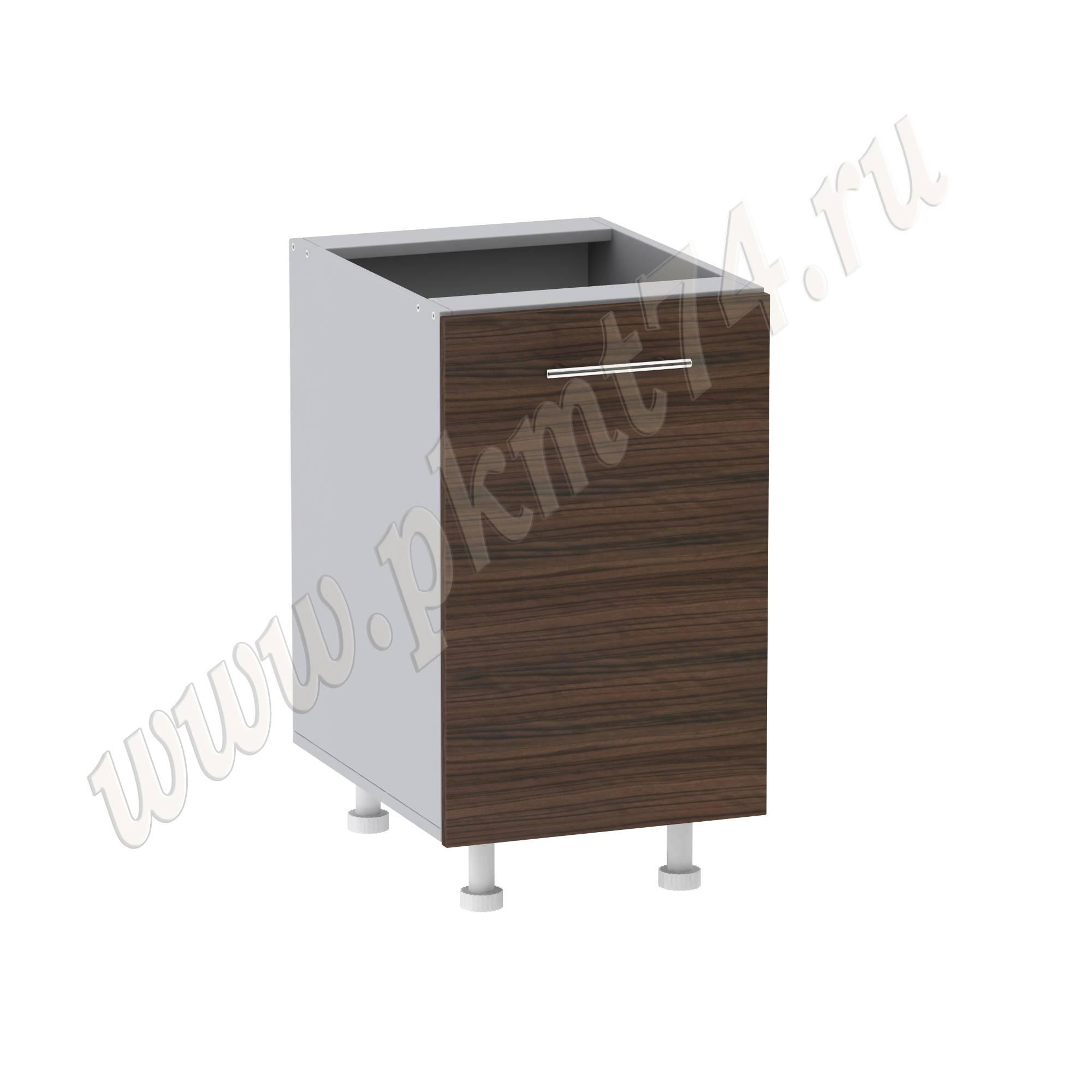 Шкаф напольный кухонный узкий МТ 33-3