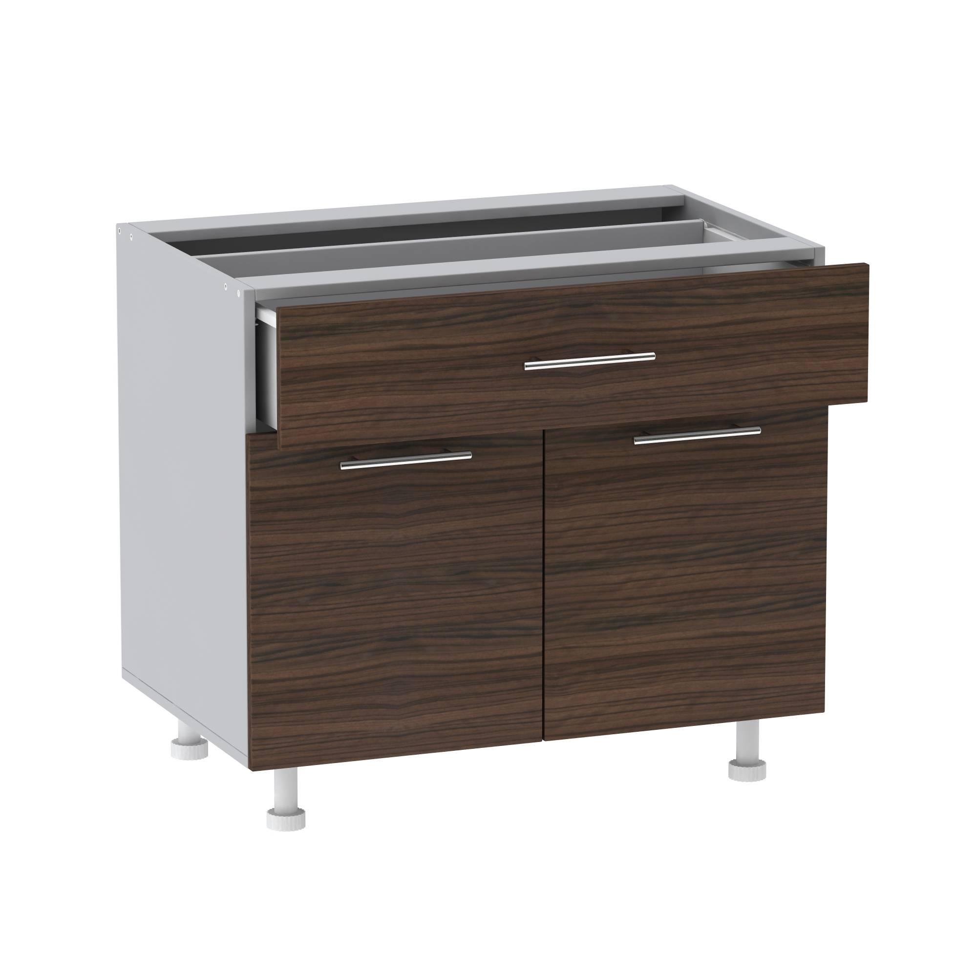 Шкаф кухонный, модуль нижний МТ 33-4