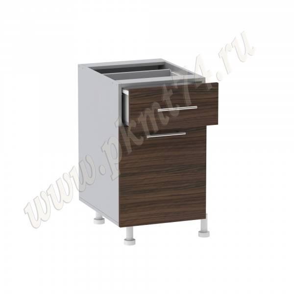 Шкаф кухонный нижний с выдвижным ящиком и полками