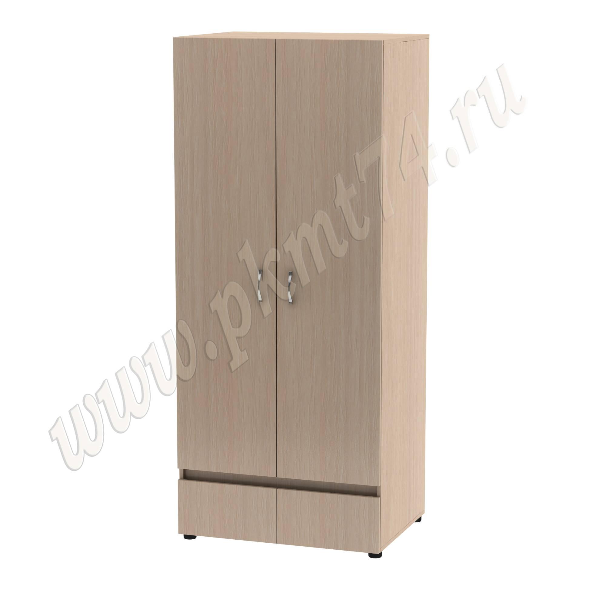 Шкаф плательный со штангой и ящиками MT 14-17