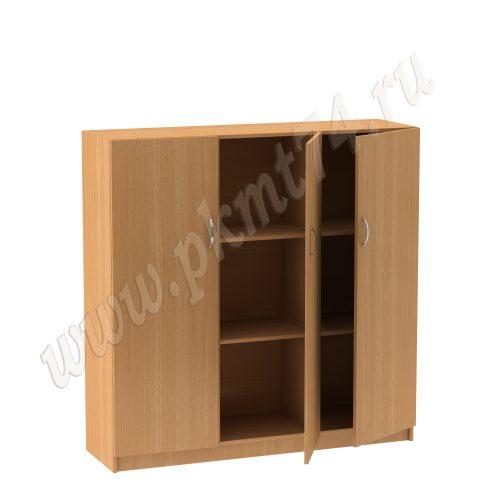 Шкаф с тремя дверками MT 14-12 Бук