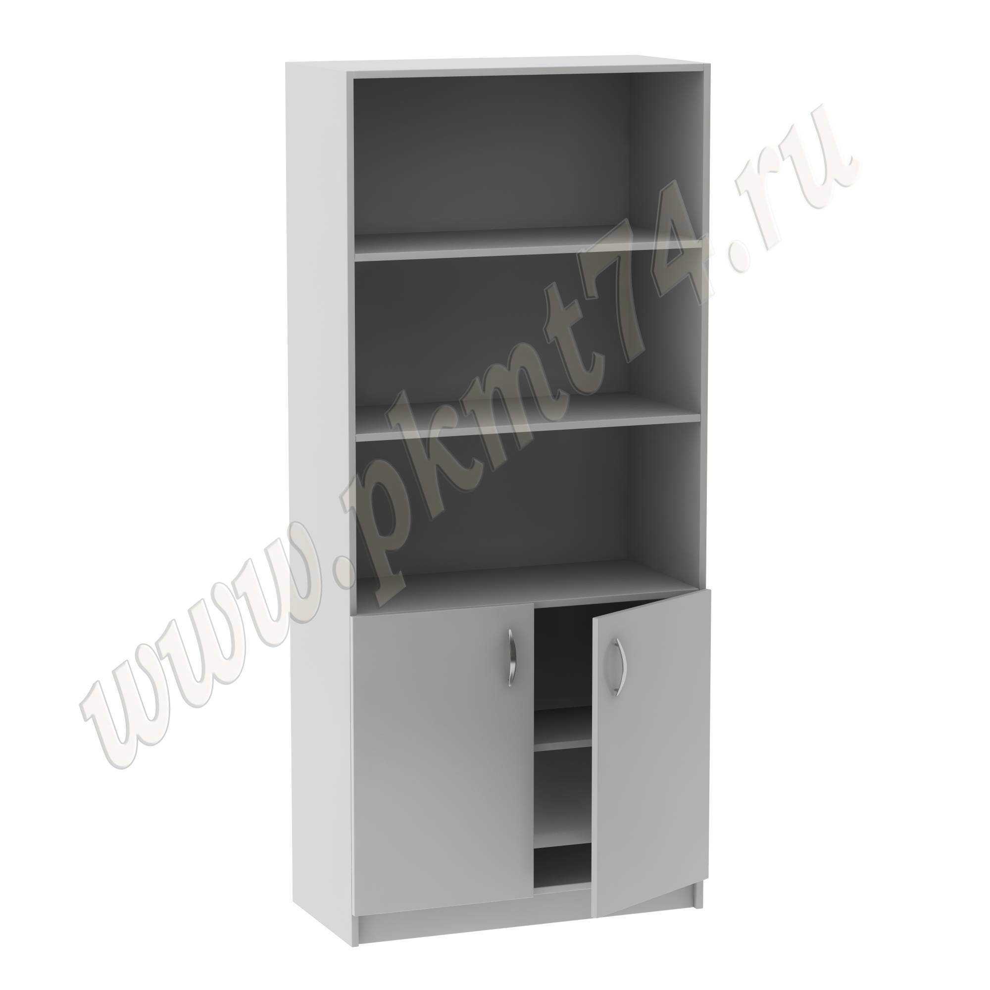 Шкаф для кабинета врача MT 14-2 Серый