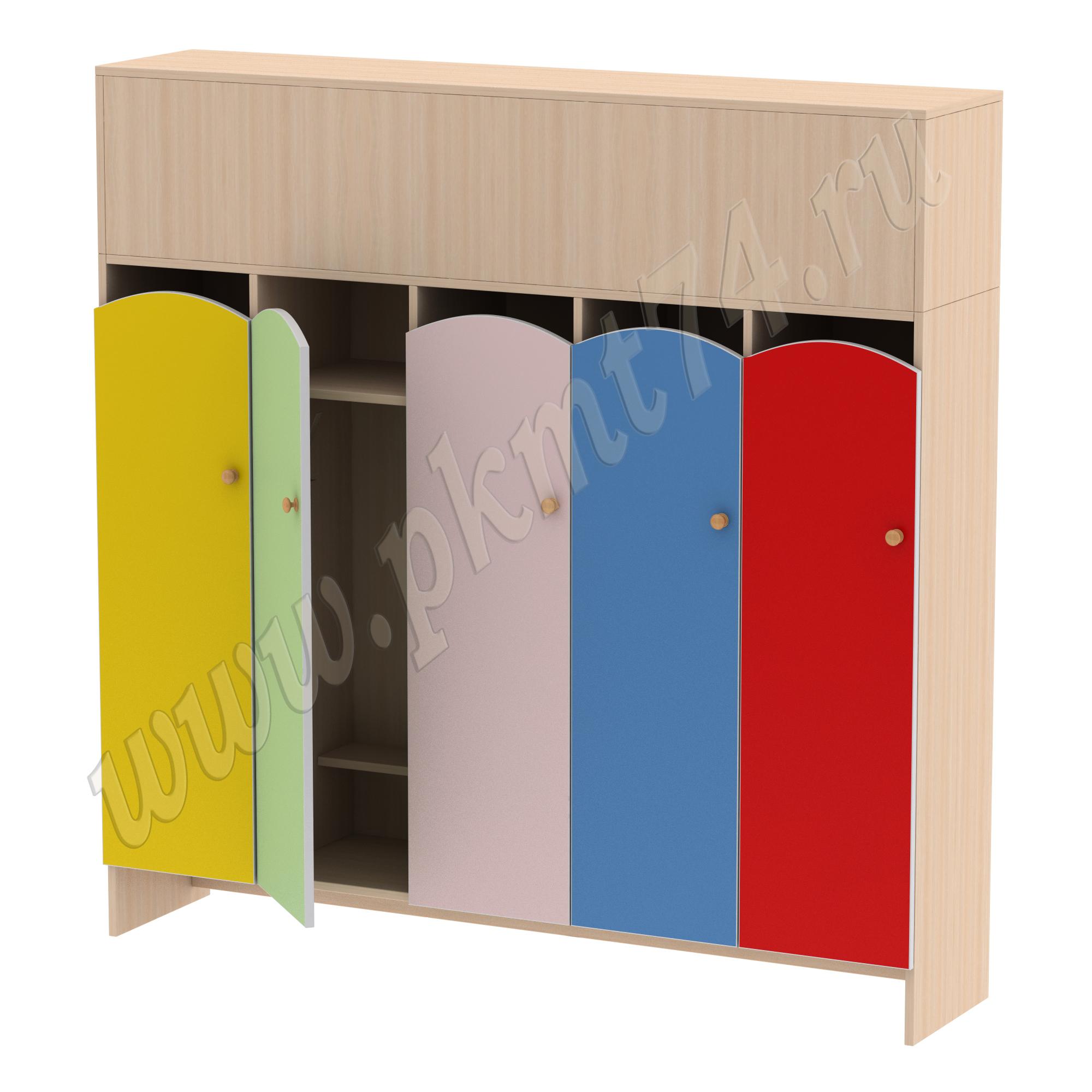 Шкафы для детских садов