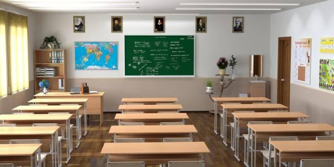 Школьная мебель в Кунашаке