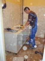Сборка кухонных моек 3