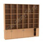 Секция шкафов для документов MT 14-34-15 Бук