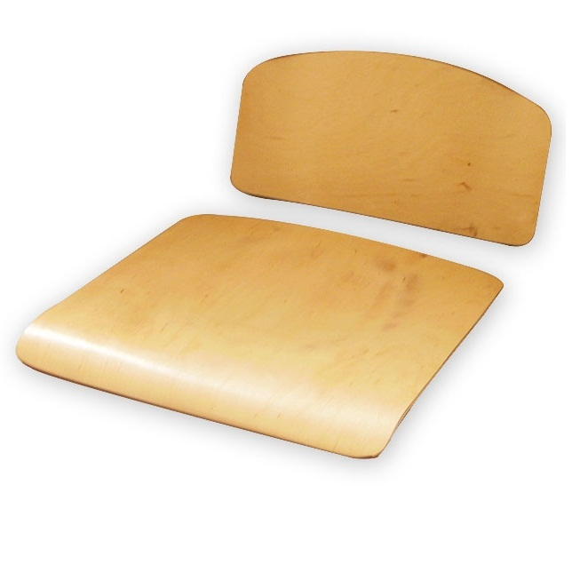 Сиденье и спинка ученического стула 4 гр