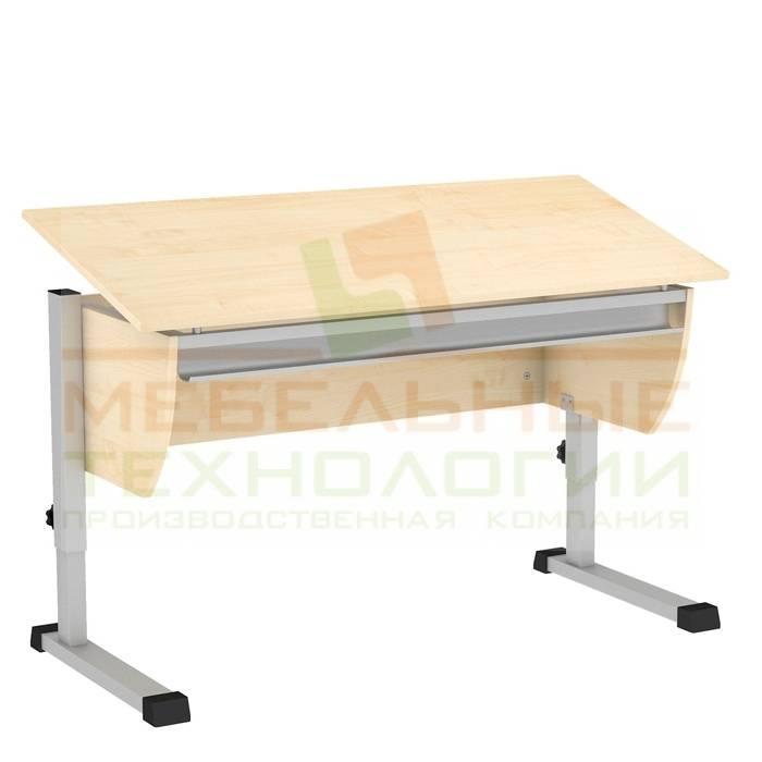 Стол для школьника Осанка 120 с лотком