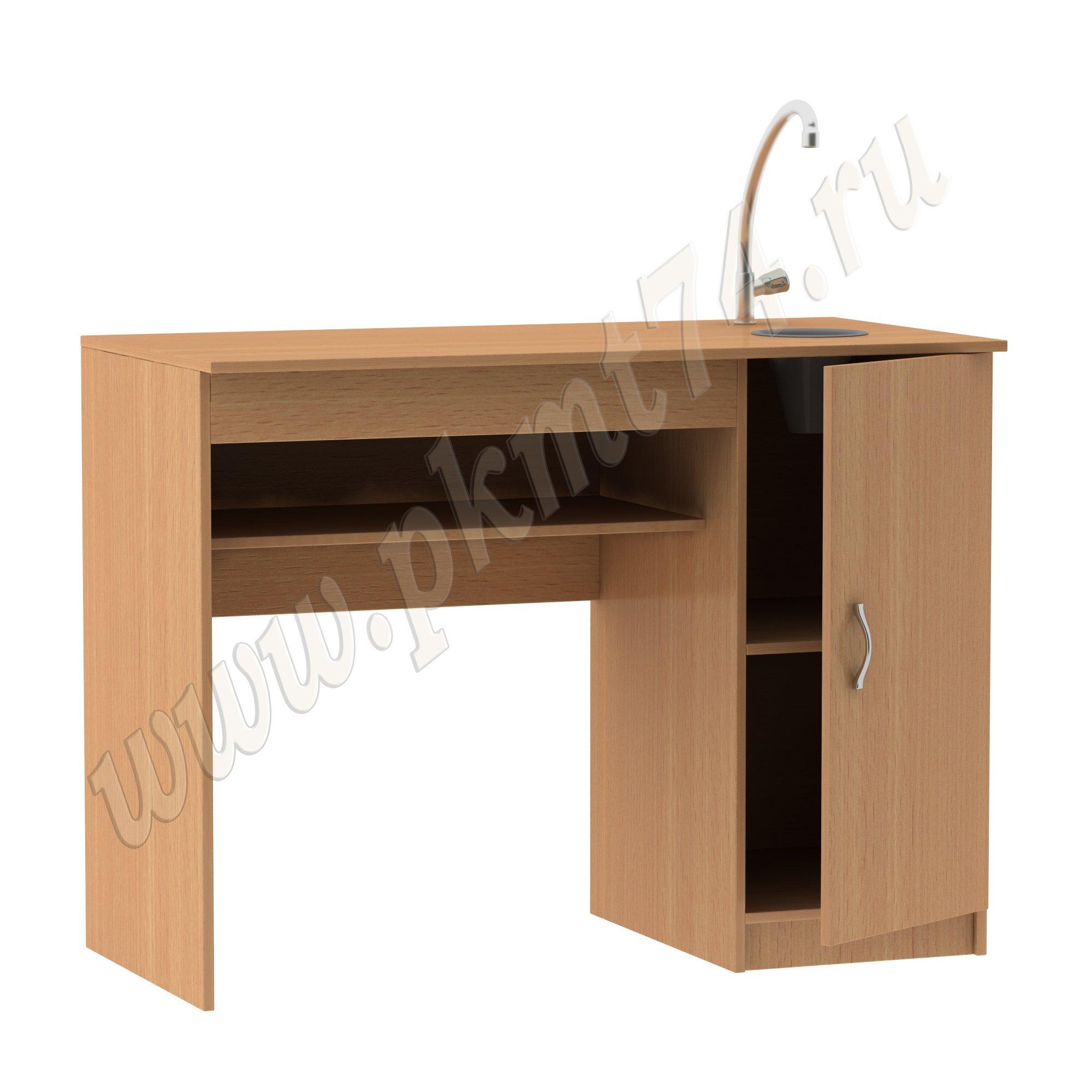 Стол демонстрационный приставной МТ 22-8 Бук