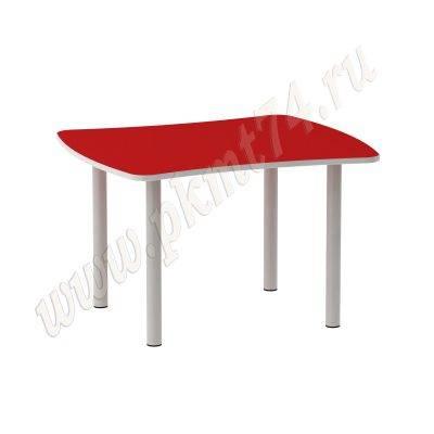 Стол для детского сада МТ 17-69 Красный