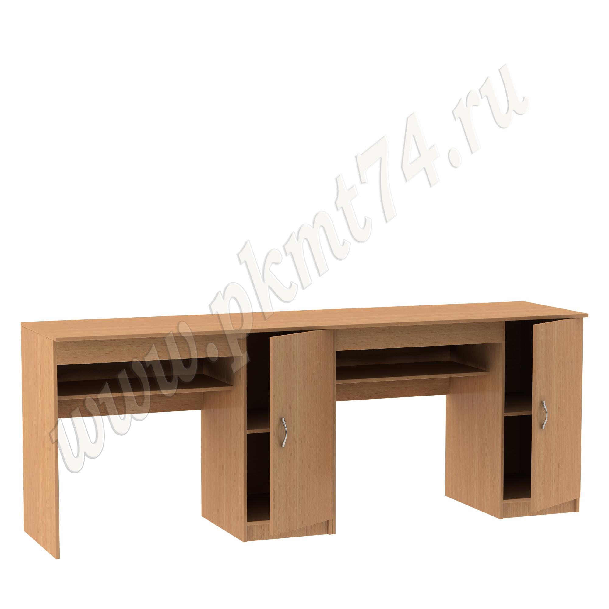 Стол для кабинета физики демонстрационный МТ 22-5 Бук